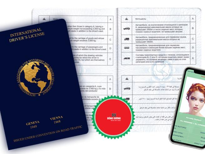 Điều kiện đổi bằng lái xe quốc tế
