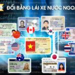 Hướng dẫn đổi bằng lái xe quốc tế
