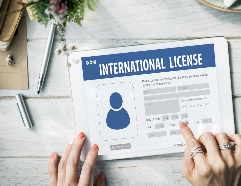 Quy trình đổi bằng lái xe quốc tế